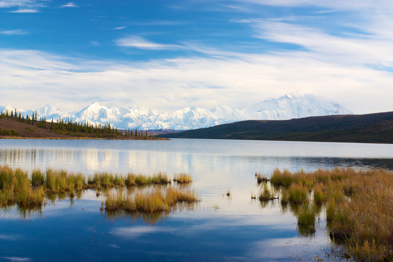 Poznávací zájezd - Aljaška