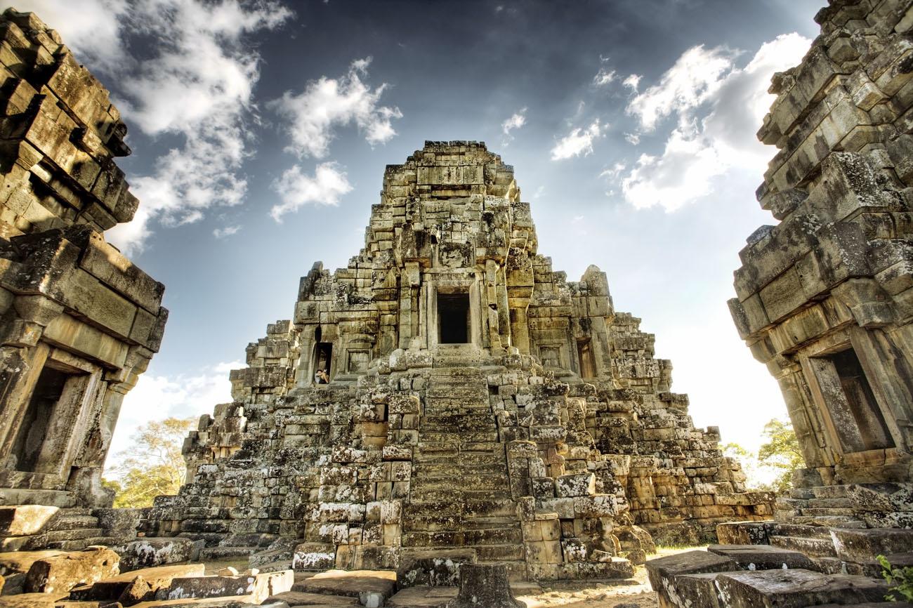 Poznávací zájezd Kambodža