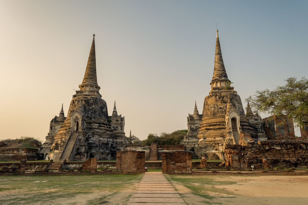 Poznávací zájezd Thajsko
