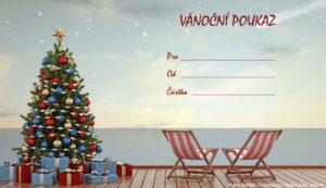 Vánoční poukaz - Čezproka