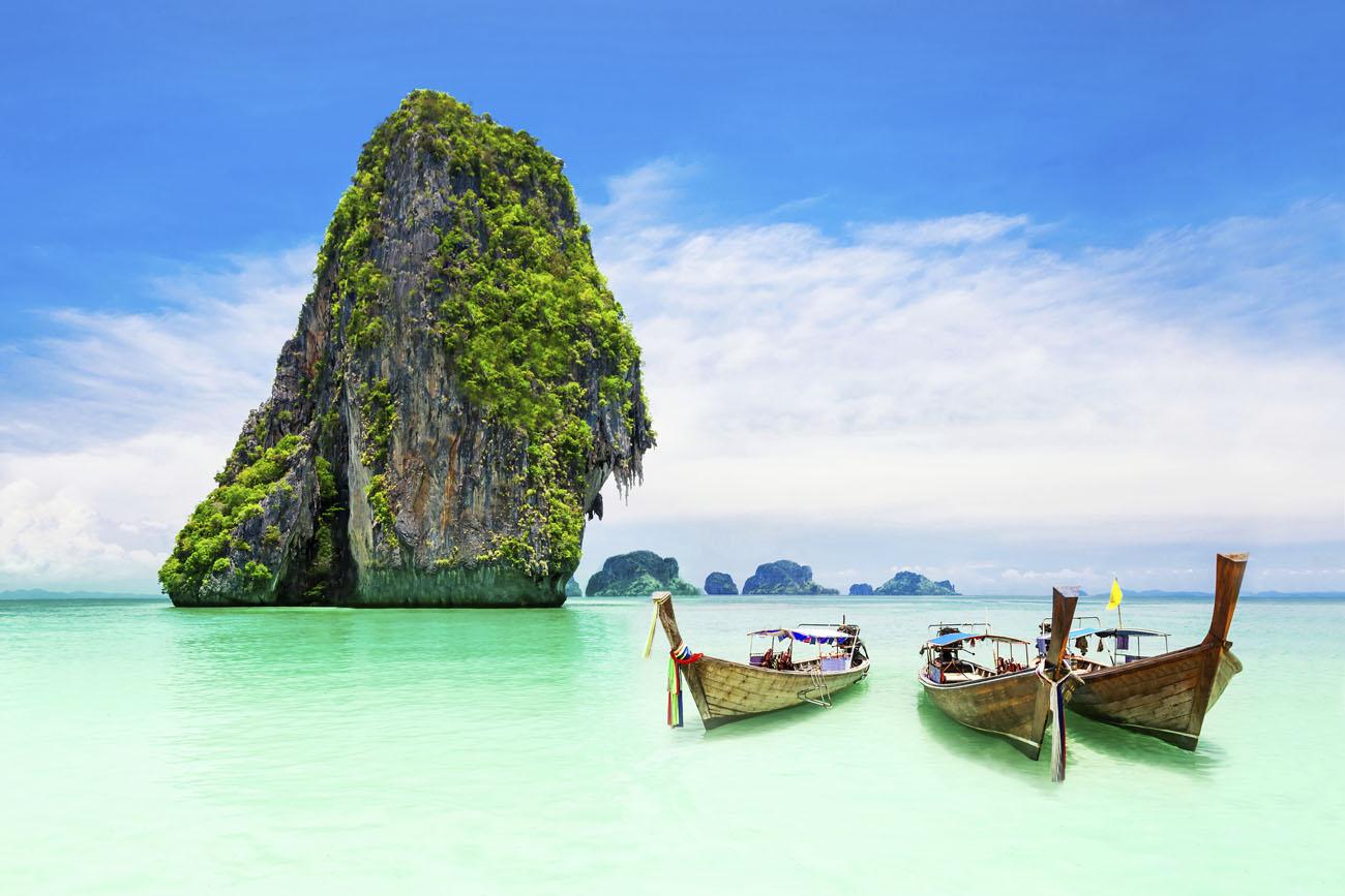 Dovolená v Thajsku