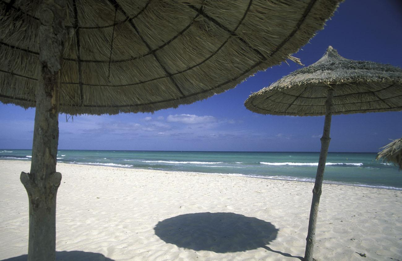 Dovolená u moře v Tunisu