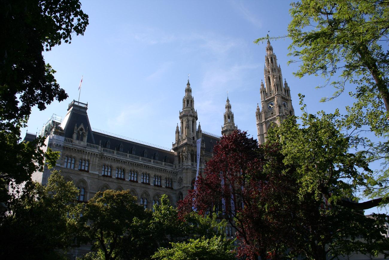 Radnice ve Vídni